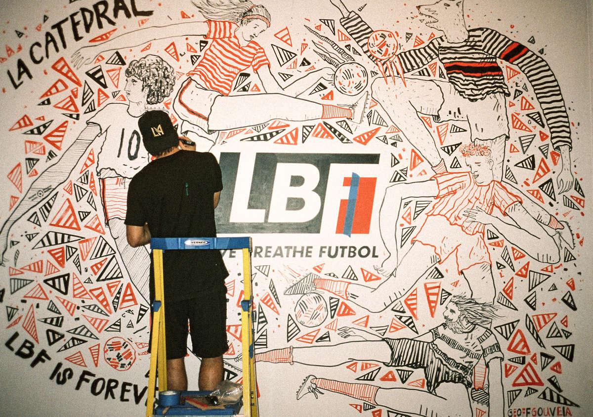 LBF Mural