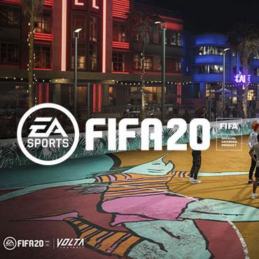 EA Sports: FIFA 20